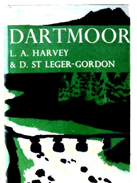 New Naturalist No. 27 Dartmoor: L. A. Harvey