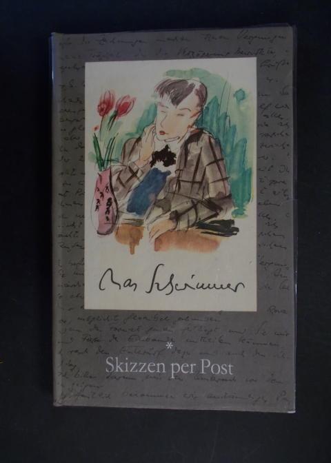 Skizzen per Post: Schwimmer, Max