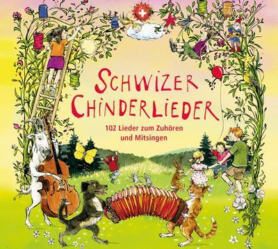 Schwizer Chinderlieder - Matthis Speiser
