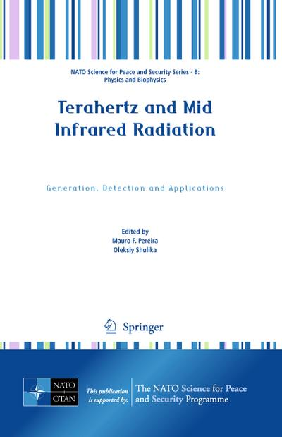 Terahertz and Mid Infrared Radiation - Mauro F. Pereira