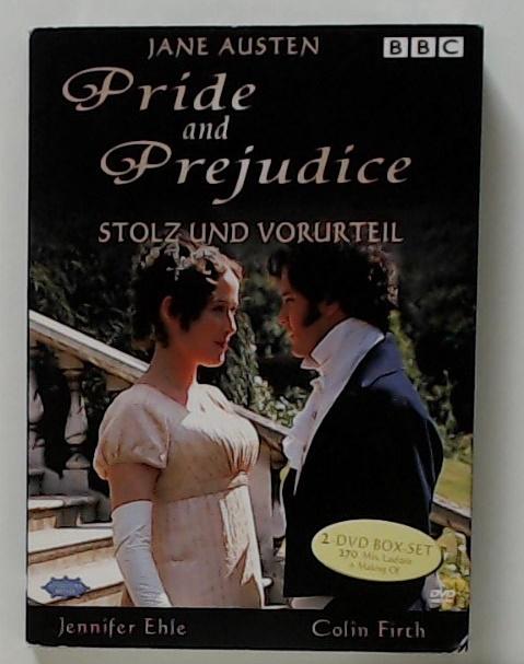 Pride & Prejudice - Stolz und Vorurteil: David, Bamber und