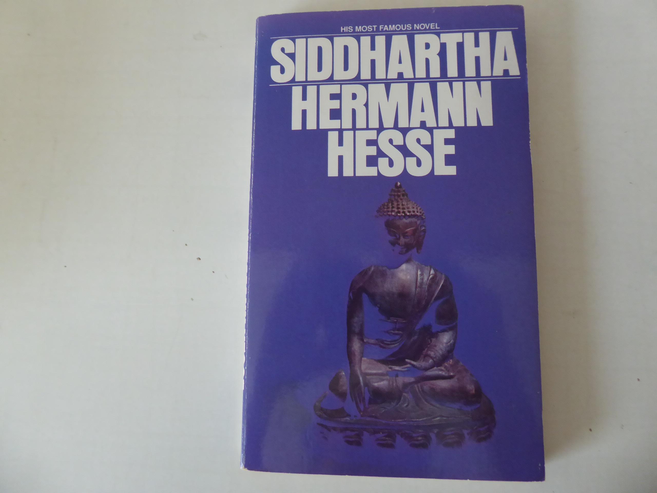 Siddhartha. Novel. Paperback: Hermann Hesse