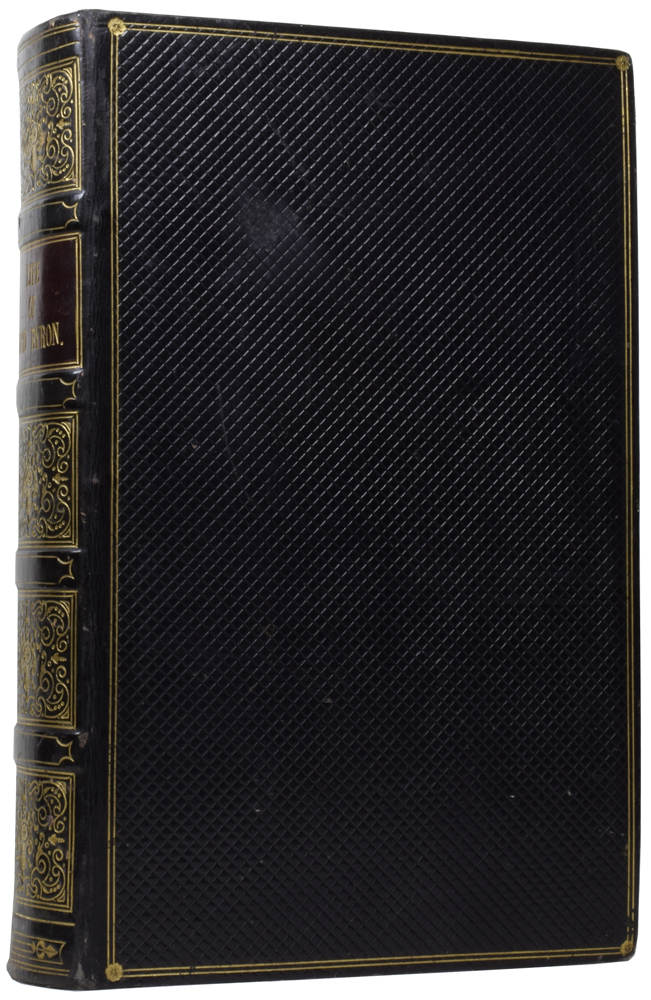 Life, Letters, and Journals of Lord Byron: MOORE, Thomas (1779-1852),