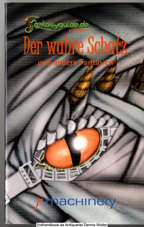 Der wahre Schatz und andere Fantasien - Schmidt, Michael
