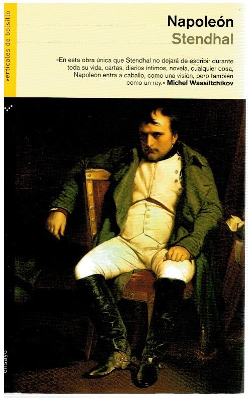 Napoleón - Stendhal