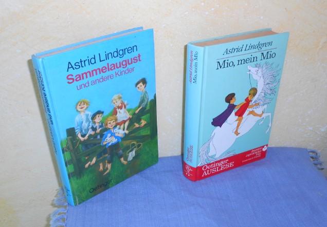 Mio, mein Mio + Sammelaugust und andere: Astrid Lindgren