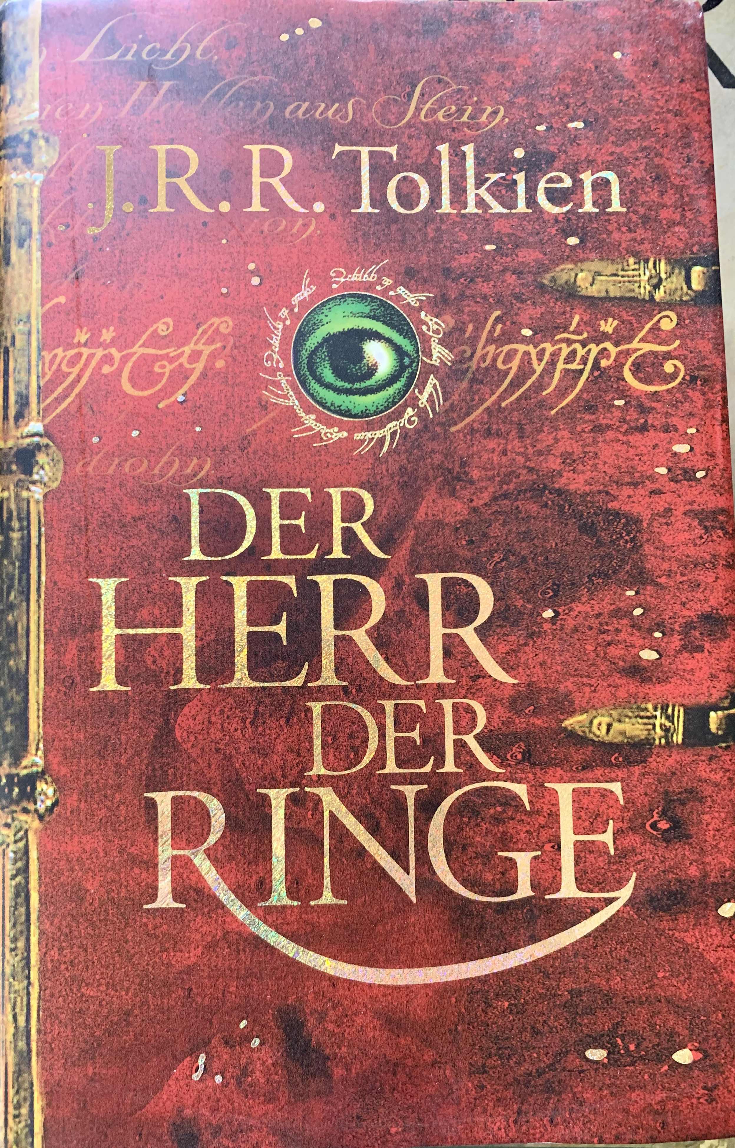 Herr der Ringe Sonderausgabe 2001: J.R.R. Tolkien