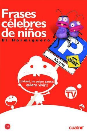 FRASES CÉLEBRES DE NIÑOS (BOLSILLO) - PABLO MOTOS