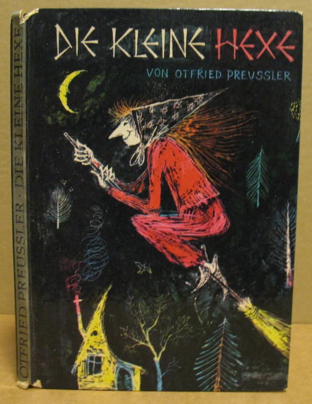 Die kleine Hexe.: Preußler, Otfried