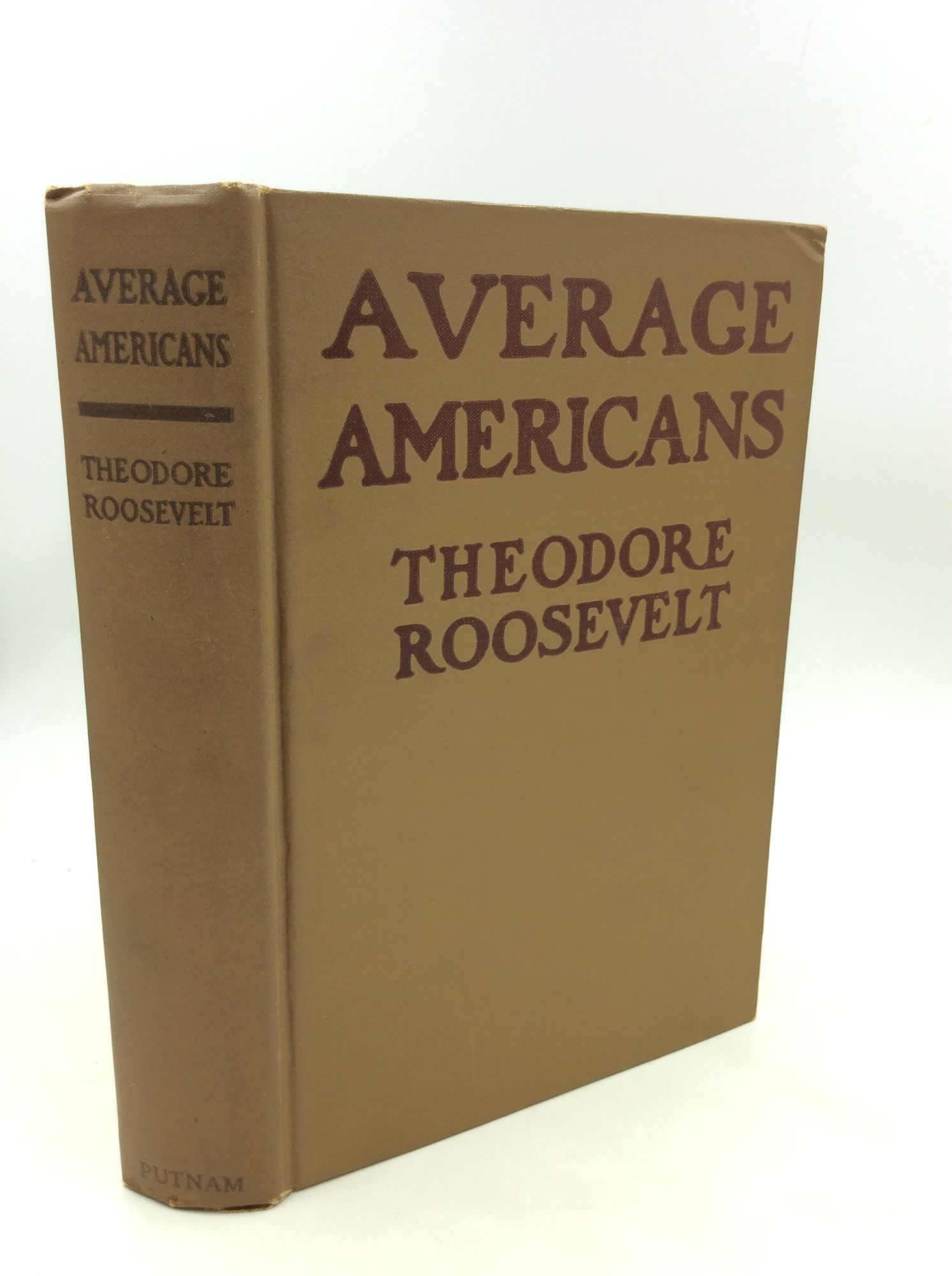 AVERAGE AMERICANS: Theodore Roosevelt, Jr.