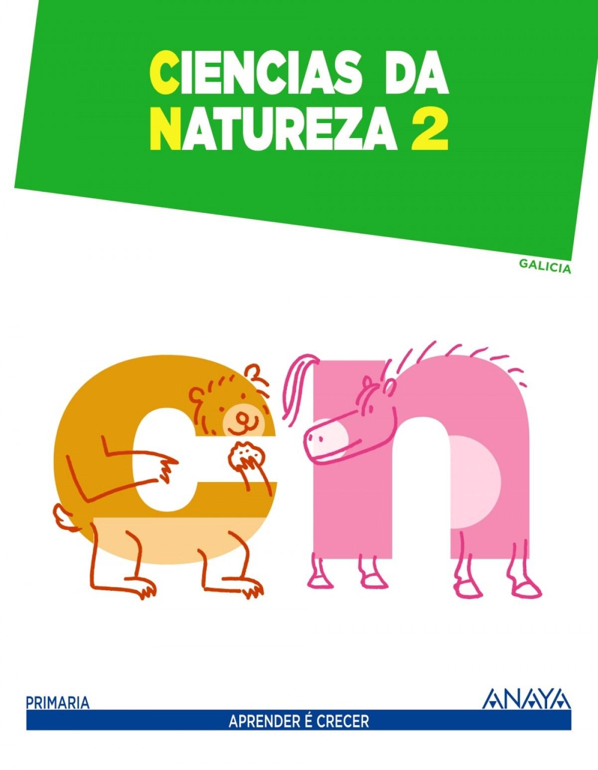 Ciencias da Natureza 2. - Pérez Madorrán, Emma/Marsá Lafarge, Martina/Díaz Santos, Cristina/Hidalgo del Cid, Otilia/Ferri Seba