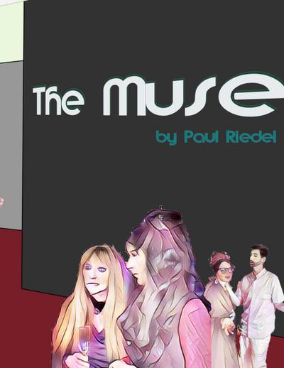 The Muse : a Graphic Roman by Paul Riedel - Paul Riedel