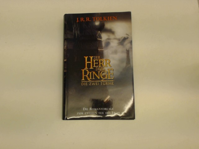 Der Herr der Ringe - Die zwei: Tolkien, J.R.R.: