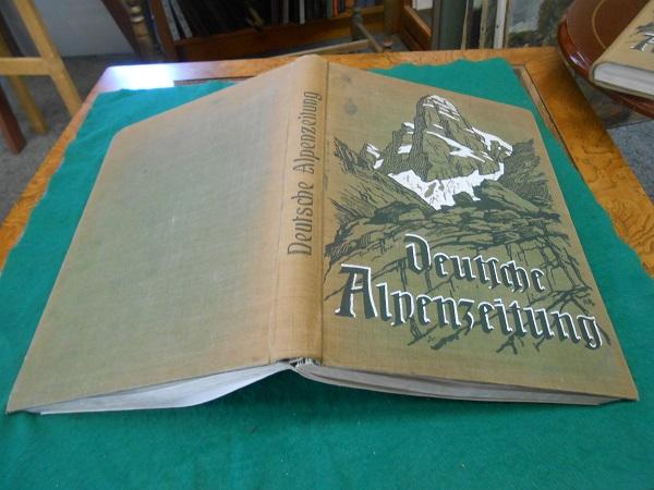 Deutsche Alpenzeitung. 5. Jahrgang (1905 / 1906),: Lankes, Eduard (Schriftleitung):