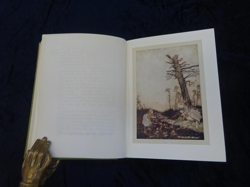 Alice`s Adventures in Wonderland. Illustrated by Arthur: CARROLL, Lewis [i.e.