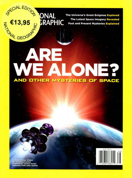 Are we alone? And other mysteries of: National Geographic Society