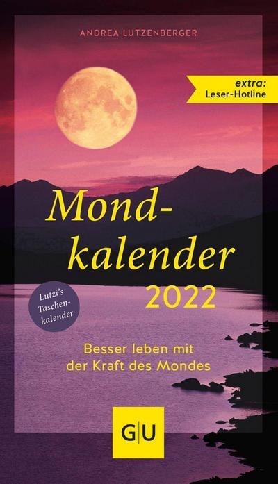 Mondkalender 2022: Andrea Lutzenberger