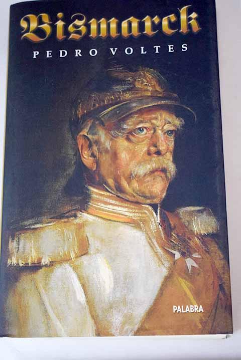 Bismarck - Voltes Bou, Pedro