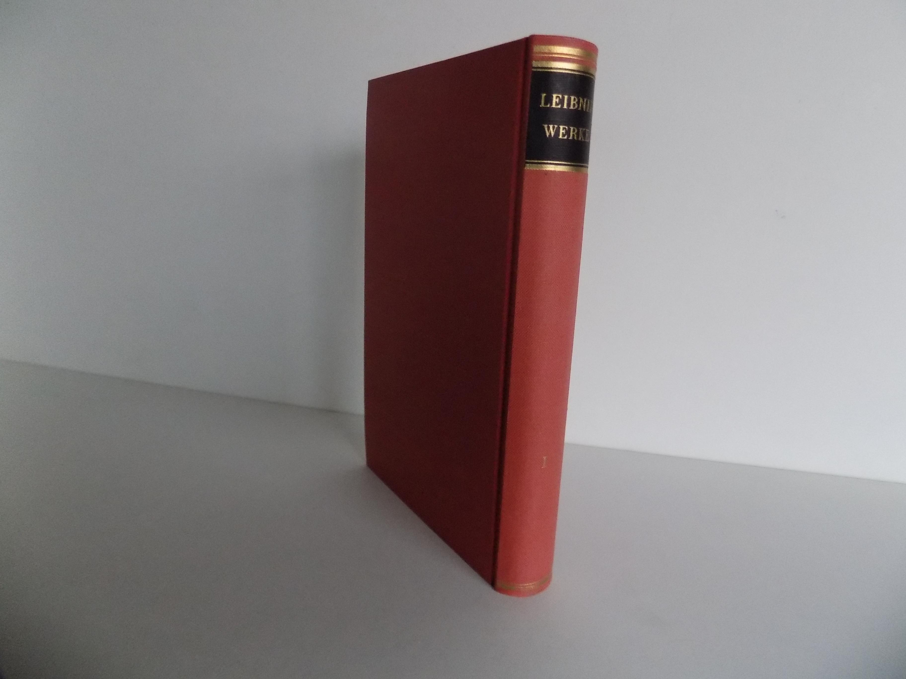 Opuscules metaphysiques. Kleine Schriften zur Metaphysik. Französisch-deutsch.: Leibniz, Gottfried Wilhelm