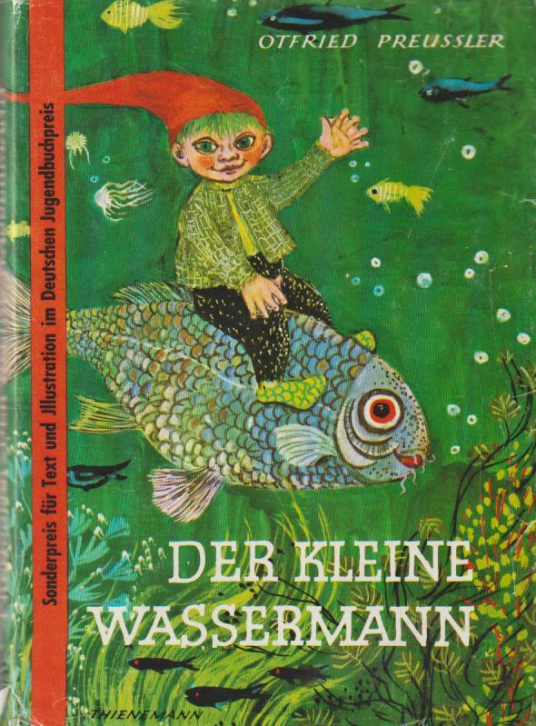 Der kleine Wassermann: Preussler, Otfried