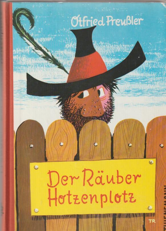 Der Räuber Hotzenplotz: Preussler, Otfried
