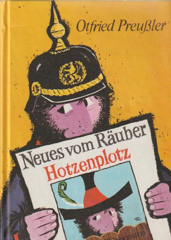 Neues vom Räuber Hotzenplotz: Preussler, Otfried