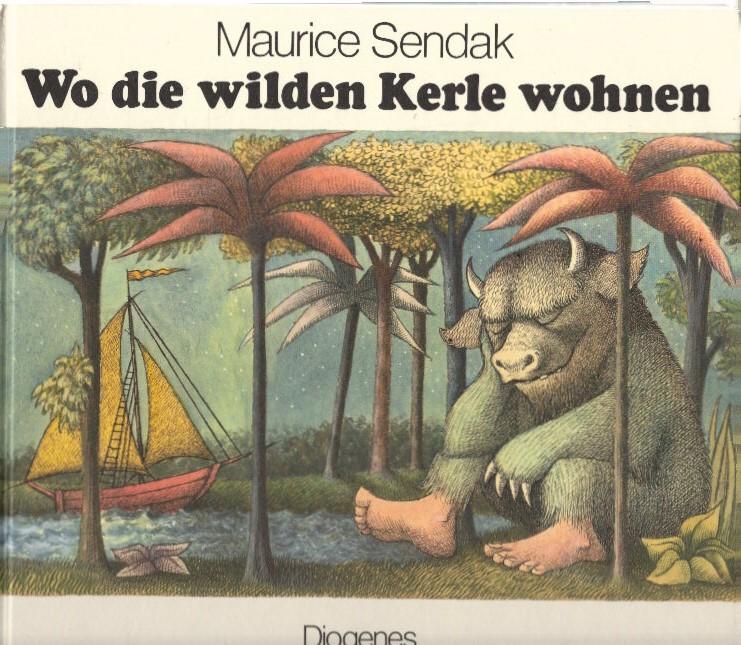 Wo die wilden Kerle wohnen (Kinderbücher): Maurice, Sendak: