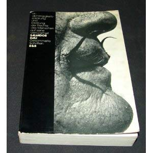 Gesammelte Schriften. Unabhängigkeitserklärung der Phantasie und Erklärung: Dali, Salvador, Axel
