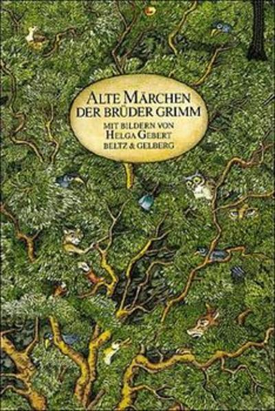 Alte Märchen der Brüder Grimm Gut fünfzig: Grimm, Jacob, Wilhelm