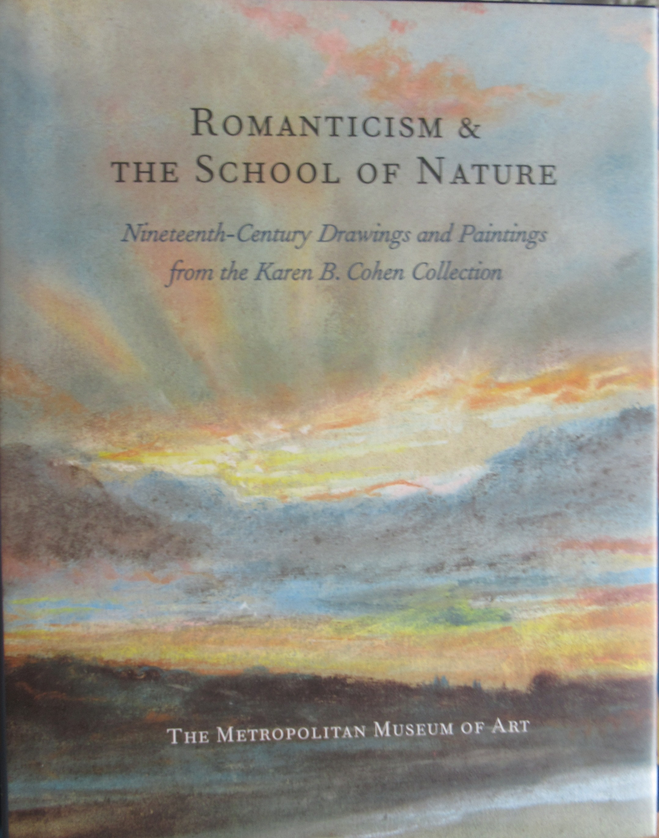 Romanticism & The School of Nature- 19th Drawings & Paintings from the Karen R Cohen CollectionC - Colta Ives & Eliabeth E Barker