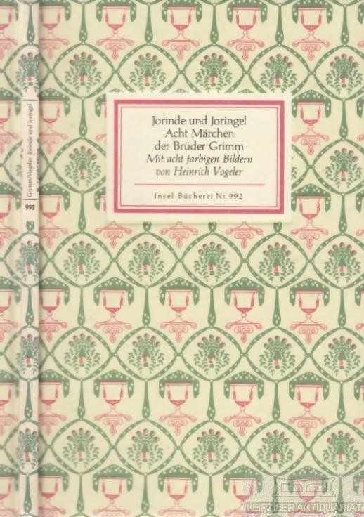 Acht Märchen der Brüder Grimm.: Grimm, (Wilhelm und