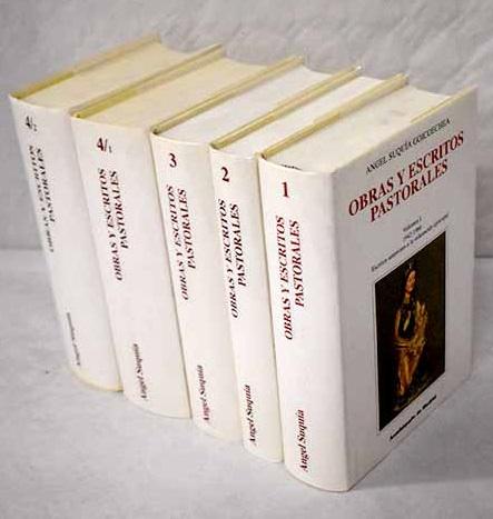 Obras y escritos pastorales - Suquía Goicoechea, Ángel