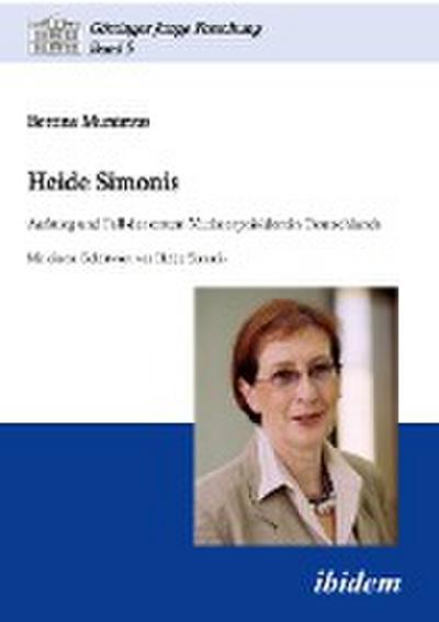 Heide Simonis - Bettina Munimus