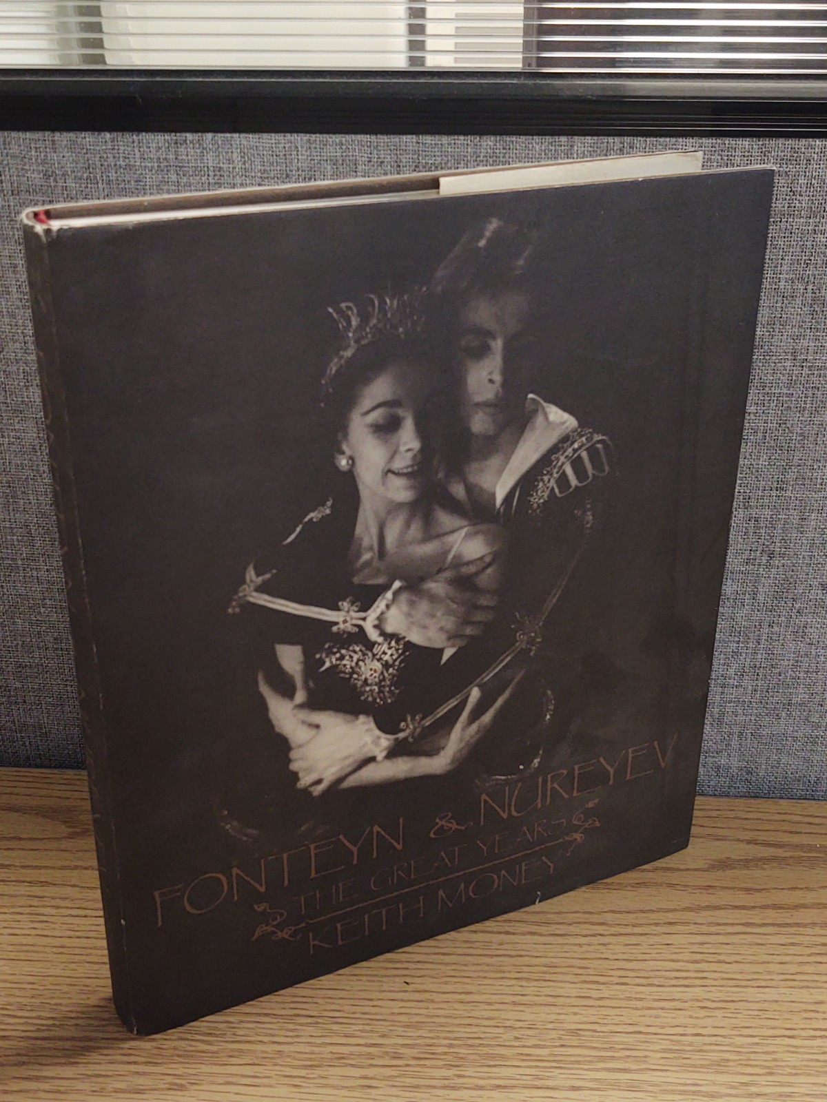 Fonteyn and Nureyev: The Great Years - Money, Keith