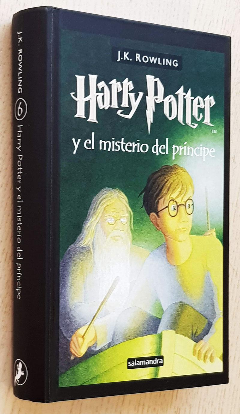 HARRY POTTER Y EL MISTERIO DEL PRÍNCIPE - ROWLING, J.K.