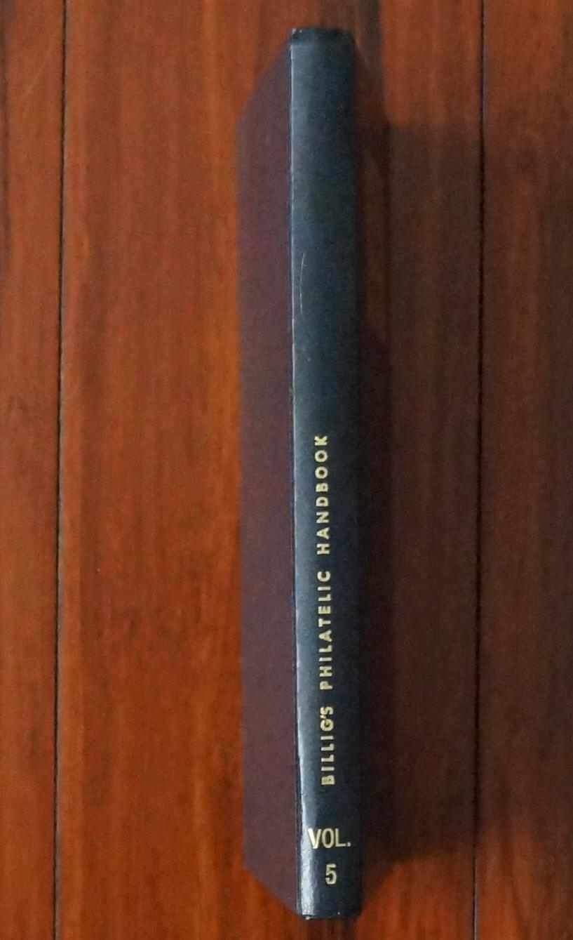 Billigs Philatelic Handbook. Volume 16 by Billig, Fritz