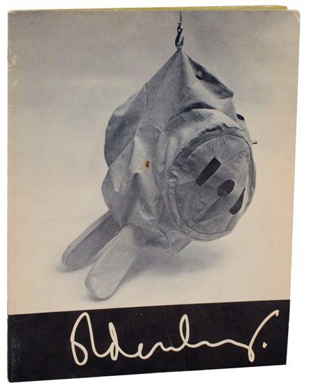 New Works by Claes Oldenburg: OLDENBURG, Claes