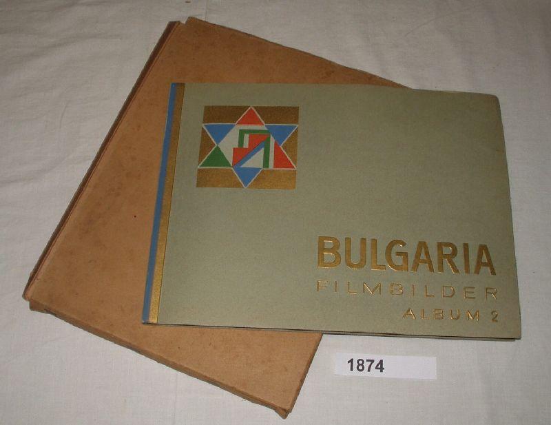 Bulgaria Filmbilder Album 2: Bulgaria Zigarettenfabrik Dresden