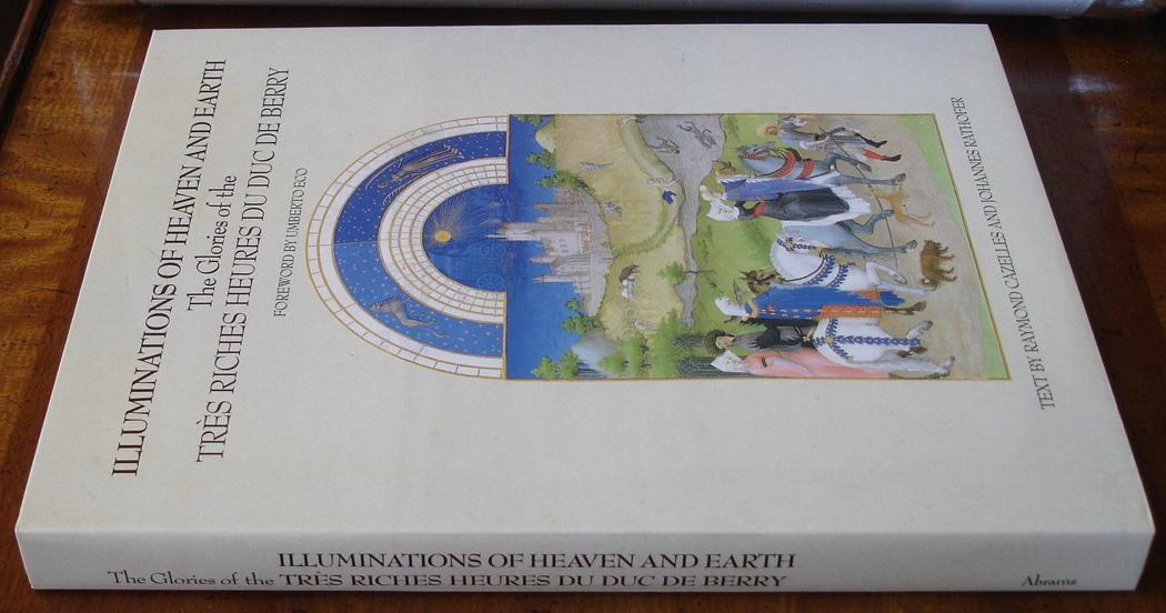Illuminations of Heaven and Earth. UMBERTO ECO: Cazelles, Raymond &