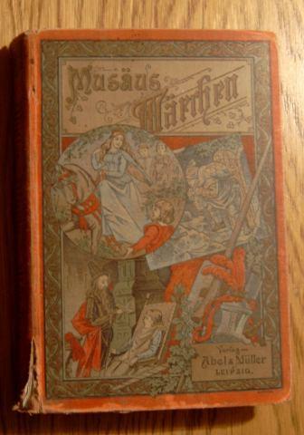 Musaeus' Märchen. Für die Jugend erzählt von: Musäus, Johann August.