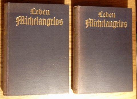 Leben Michelangelos.: Michelangelo. - Grimm,
