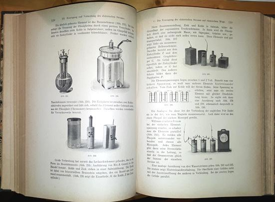 Die Elektrotechnik. Die Grundsätze der der Elektrizitätslehre: Laudien, K.,