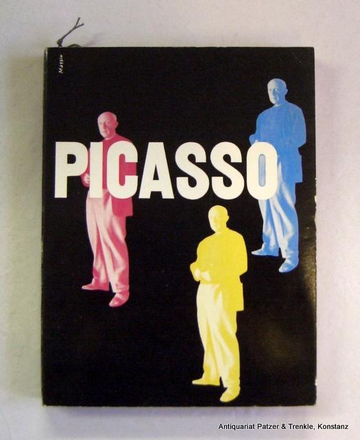 1900-1955. Katalog zur Wanderausstellung in München, Köln: Picasso. -- Picasso.