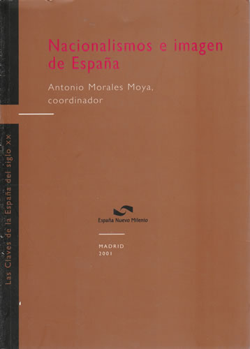 Nacionalismos e imagen en España - VV. AA.