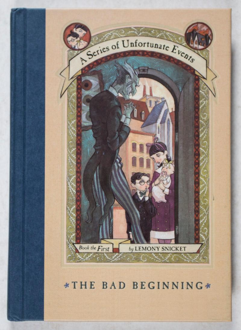 Lemony Snicket First Edition Abebooks
