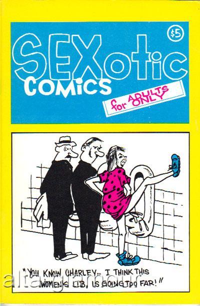 Comic sexotic Best comics
