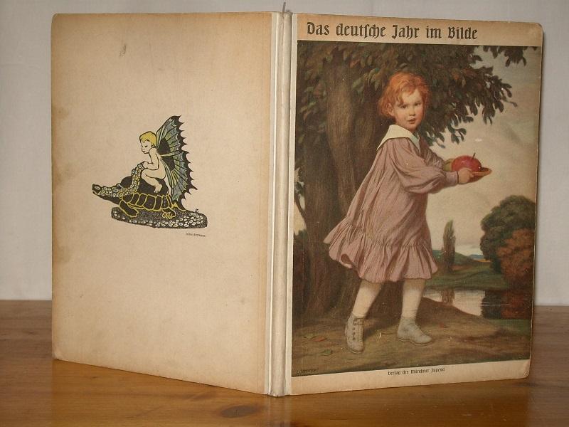 Das deutsche Jahr im Bilde. Aus dem: Hirth, Georg (Hrsg.)