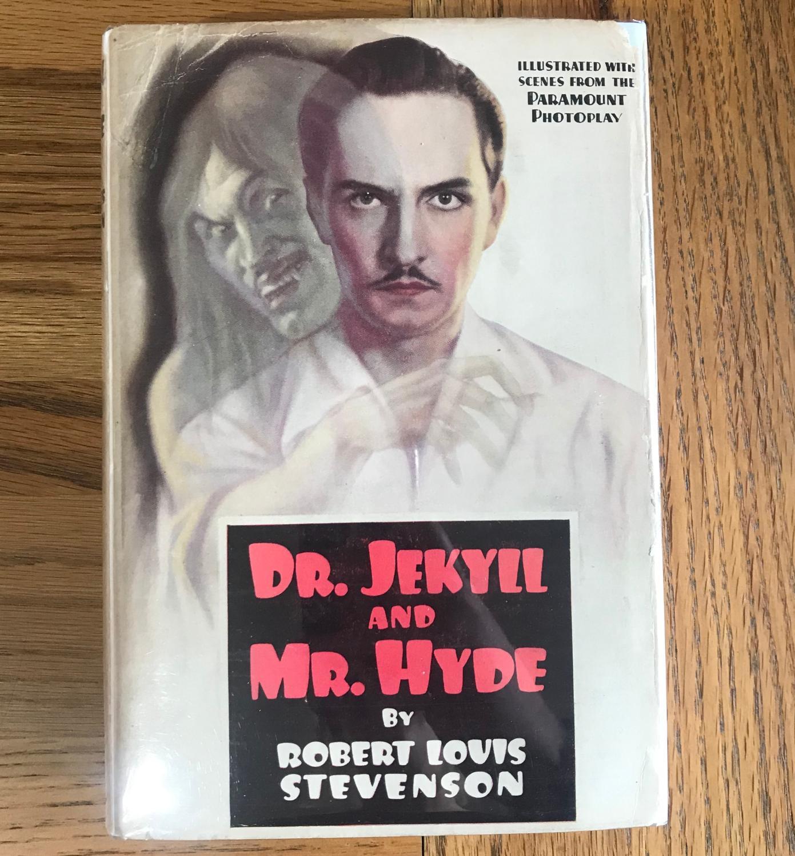 DR JEKYLL AND MR HYDE: STEVENSON ROBERT LOUIS