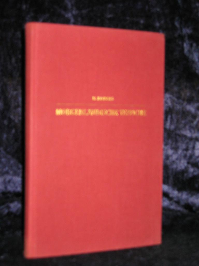 Morgenländische Teppiche. Ein Handbuch für Sammler und: Ropers, H.