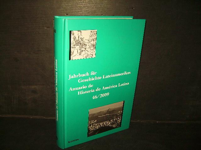 Jahrbuch für Geschichte Lateinamerikas - Anuario de: Hensel, Silke [Hrsg.]